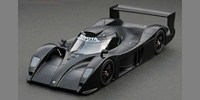 Toyota GT-One Testcar matt black