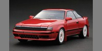 Toyota Celica GT-Four red