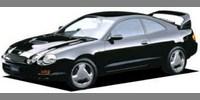 Toyota Celica GT-Four Street black
