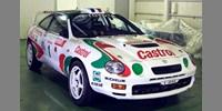 Toyota Celica GT-Four 1st TdC 95 No.1 Auriol