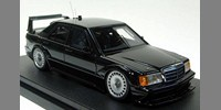 Mercedes 190E black