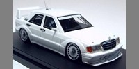 Mercedes 190E white