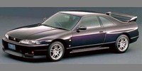 Nissan Skyline R33 GT-R V-spec midnight purple