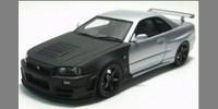 Nissan Nismo R34 GT-R Z-tune Test Suzuka 2004