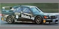 Mercedes 190E Diebels Alt DTM 92 No.18 Thiim