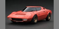 Lancia Stratos Prototype red