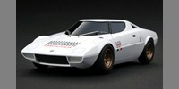 Lancia Stratos Prototype white