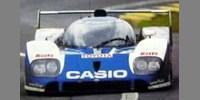 Toyota TS010 Casio 2nd Le Mans 92 No.33 Henri / Masanori / Sekiya