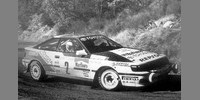 Toyota Celica GT-Four 2nd Monte Carlo 90 No.2 Sainz