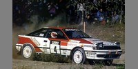 Toyota Celica GT-Four 1st 1000-Lakes 90 No.4 Sainz