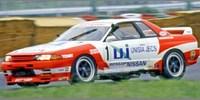Nissan Skyline GTR Unisia Jecs No.1 JTC 93