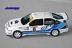 Ford Sierra Cosworth   St.Nr. 0    Medoc 2004  Rigolllet