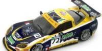 Chevrolet Corvette C5 R   72    Le Mans 2007
