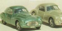Fiat 8V Coupe 2.Serie   509  Trento Bondone 1954