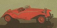 Alfa Romeo 6C 1750 GTC Flying Star      1931 Touring  rot