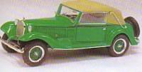 Alfa Romeo 1750 Sala Cabriolet      1932
