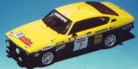 Opel Kadett 1900 GTE Gr.1   St.Nr. 7    Elba 1976 KLEBER Presotto