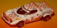 Lancia Stratos Gr.4   St.Nr.     Messina 1981 JENSEN HIFI Bignardi