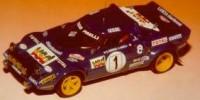 Lancia Stratos   St.Nr. 1   2. Monte Carlo 1980 VSD Darniche/Mahe