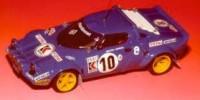 Lancia Stratos   St.Nr. 10   7. Monte Carlo 1978 K-WAY Mouton/Conconi