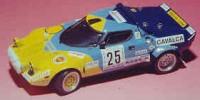 Lancia Stratos Gr.4   St.Nr.     Imperia 1981 CAVALCA Biasucci