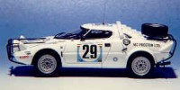 Lancia Stratos   St.Nr. 29   Ausf Safari 1977  V.Preston