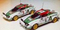 Lancia Stratos Gr.4   St.Nr. 1   1. Monte Carlo 1977 ALITALIA S.Munari/S.Maiga