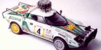 Lancia Stratos Gr.4   St.Nr.    3. Safari 1977 ALITALIA S.Munari