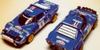 Lancia Stratos   St.Nr.     Rallye 1978 CHARDONET