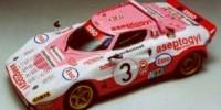 Lancia Stratos Turbo   St.Nr. 3   20. Le Mans 1976 ASEPTOGYL/ESSO Lombardi/Dacremont