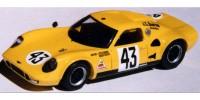 Chevron BMW B 8   St.Nr. 43   Ausf Le Mans 1969 AUTOKIT Brown/Enever