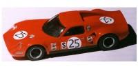 Chevron BMW B 8 St.Nr. 25 7. Brands Hatch 1969 CASTROL Wisell/Hine