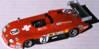 Sauber BMW C 5   St.Nr. 21    Le Mans 1977