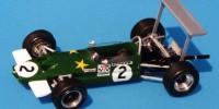 Lotus 59 F 2   St.Nr. 2   1. Truxton 1969  Rindt