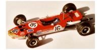 Lotus 59 F 3 St.Nr. Silverstone 1969 GOLD LEAF Nunn