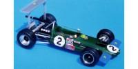 Lotus 59 F 2 St.Nr. 2 Pau 1969 G.Hill