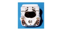 Porsche 907   St.Nr. 61    Le Mans 1970 WICKY Wicky/Hanrioud