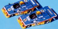Mirage GR 8   St.Nr. 10   2. Le Mans 1977 GITANES Schuppan/Jarier