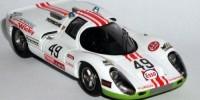 Porsche 907 C   St.Nr. 49     1971 ESSO Brun/Mattli