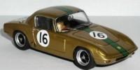Lotus Elan   St.Nr. 16   1. Silverstone 1964  Clark