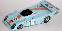 Mirage Ford Gr. 8   St.Nr. 10   3. Le Mans 1975 GULF Schuppan/Jaussaud