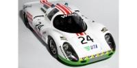 Porsche 907 C   St.Nr. 24   18. Le Mans 1972 WICKY Brun/Mattli/Bayard