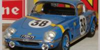 Lotus Elan 26R   St.Nr. 38    Le Mans 1964