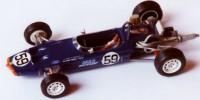 Lotus 59 Ford   St.Nr. 59    Ledenon 1999 KENT Demarchi