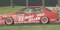 BMW M3   St.Nr. 61    DTM 1989 RUDY BILLEN v.d. Poele