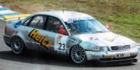 Audi A 4   St.Nr. 23    STW/Nrburgring 1999 HERTZ Zink