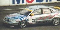 Audi A 4   St.Nr. 22    STW/Nrburgring 1999 HAGEBAUMARKT Mayer
