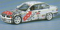 BMW 318 iS/4   St.Nr. 12    BTCC 1992 100+ WHEELS Neal