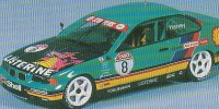BMW 318 iS/4   St.Nr. 8    BTCC 1992 LISTERINE Harvey