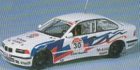 BMW 318 iS St.Nr. 50 BTCC 1992 MOBIL 1 McRae